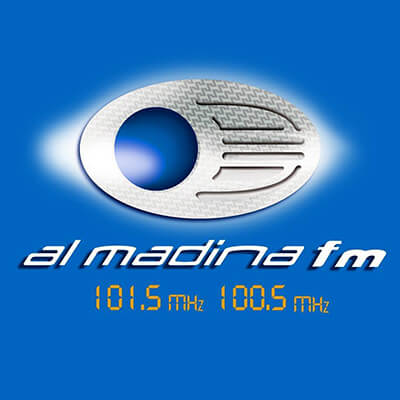 Arab Nation Music Award Radio Partner: Al Madina FM - Syria