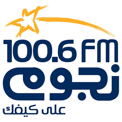 Arab Nation Music Award Radio Partner: Nogoum FM - Egypt