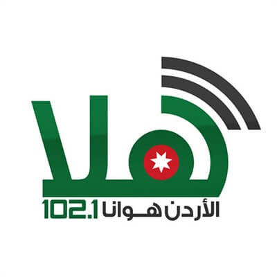 Arab Nation Music Award Radio Partner: Radio Hala - Jordan